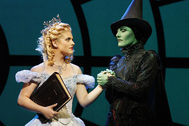 Lucy Durack and Jemma Rix