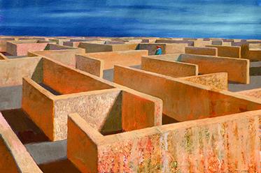 Jeffrey Smart: a surrealist visionary