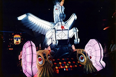 Unicorn_Light Fantastic Parade_1988_Photo Brad Wood