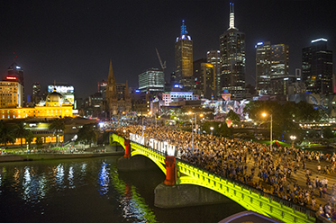 White Night Melbourne 2013_John Gollings