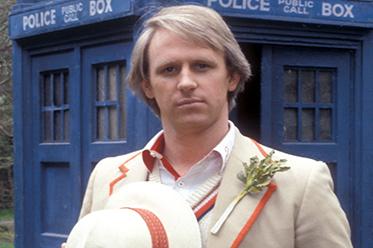 Peter Davison_Dr Who