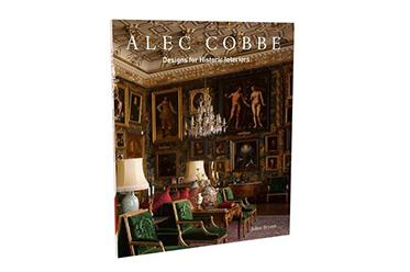 Alec Cobbe - Designs for Historic Interiors_cover