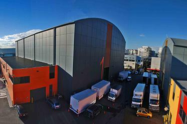 Docklands Studios Melbourne