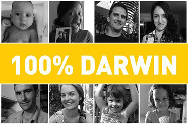 100% Darwin MR