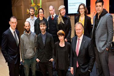 Australia Council Fellowship