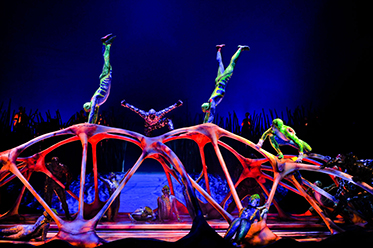 Cirque du Soleil_High Bars_OSA Images