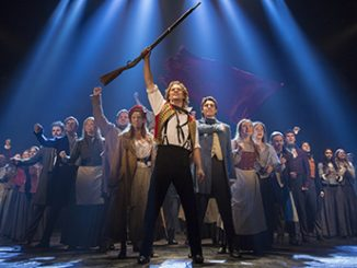 Les Miserables One Day More photo by Matt Murphy
