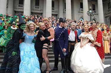 Melbourne's Musicals_photo by Matt Bell