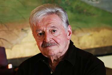 Composer Peter Sculthorpe
