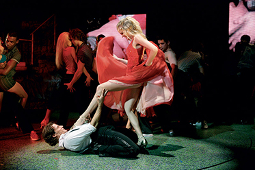 Josef Brown_Nadia Coote_Dirty Dancing - 2006 Original London Company