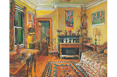 Margaret Olley_Yellow Room