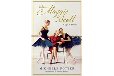 Dame Maggie Scott_Michelle Potter book cover