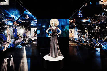 NGV_The Fashion World of Jean Paul Gaultier_From the Sidewalk to the Catwalk_photo by Brooke Holm