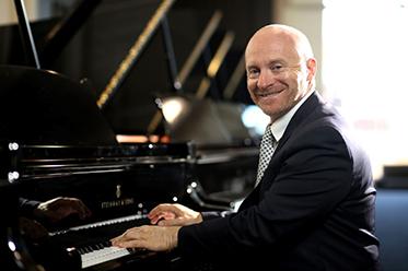 Exclusive Piano Group CEO Mark O'Connor