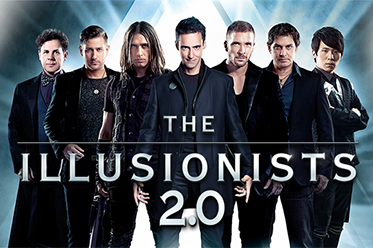 The Illusionists 2.0 editorial