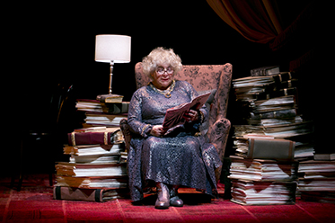 Miriam Margolyes_The Importance of Being Miriam