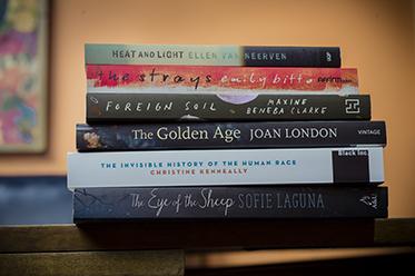 Stella Prize shortlist stack