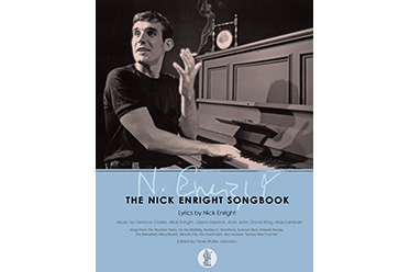 The Nick Enright Songbook_editorial