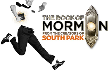 The Book of Mormon key art