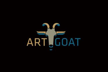 ArtGoat Logo editorial