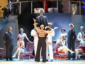 Opera Australia Carolone O'Connor Anything Goes Jeff Busby