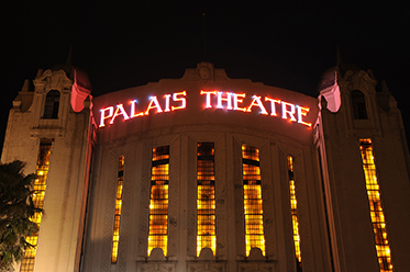 Palais Theatre_St. Kilda_editorial