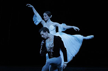 AB_Madeleine Eastoe and Kevin Jackson in Giselle. Picture_Jeff Busby.