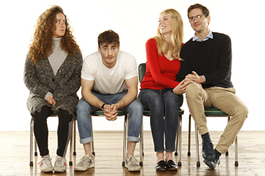 Arts Review Bad Jews photo by Jeff Busby
