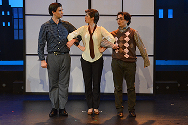 Arts Review JYMT Merrily We Roll Along