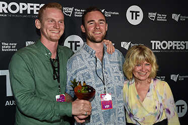 Arts Review Tropfest 2014