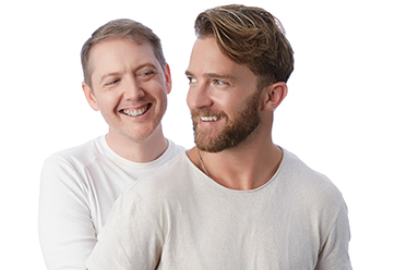 ET_Jason Langley and Tim Draxl in Mothers and Sons