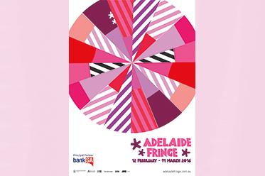 Adelaide Fringe Poster 2016