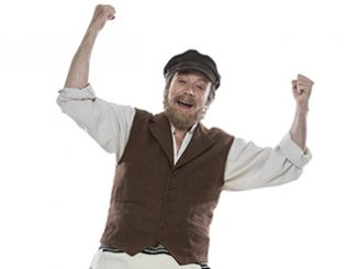Arts Review Anthony Warlow Fiddler on the Roof