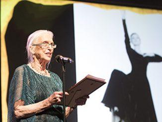 Australian Dance Awards Elizabeth Cameron Dalman