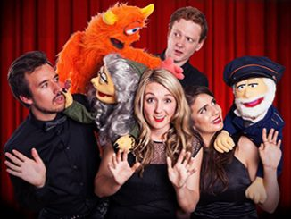 Impromptunes Puppets! - The Musical