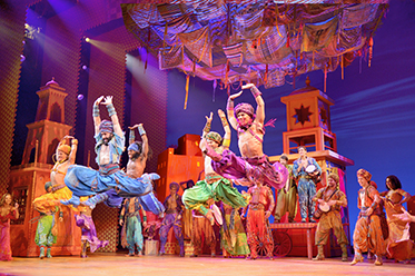 Disneys Aladdin Capitol Theatre Sydney