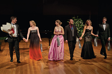 The Opera Foundation for young Australians