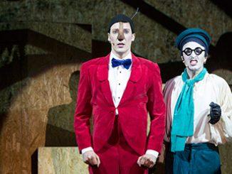 Pinocchio Windmill Theatre Company State Theatre Company of South Australia