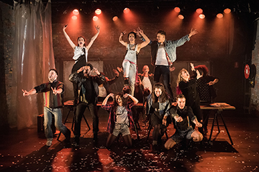 RENT photo by Kurt Sneddon