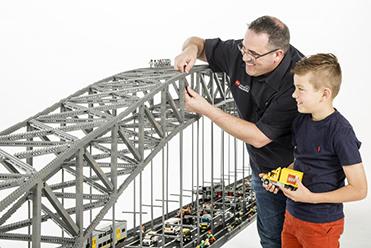 SLM Sydney Harbour LEGO