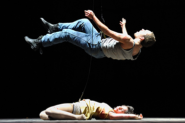 Sydney Festival Woyzeck Thalia Theater Hamburg