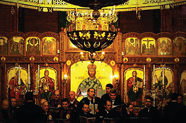 Byzantine Anthology
