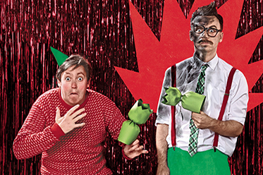 Malthouse Theatre The Listies Ruin Xmas