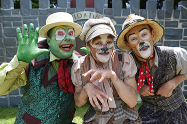 ASC The Wind in the Willows Melbourne 2015