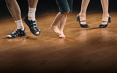 Dance Floor at Arts Centre Melbourne