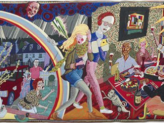 MCA Grayson Perry Expulsion From Number 8 Eden Close 2012