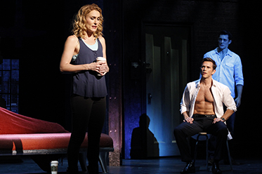 GHOST The Musical photo by Jeff Busby