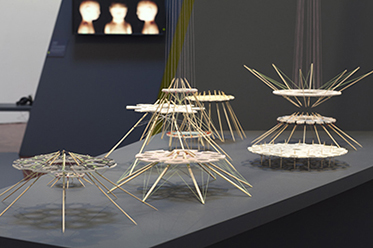 HYPERCLAY Contemporary Ceramics Andrea Hylands, New Warriors, 2011