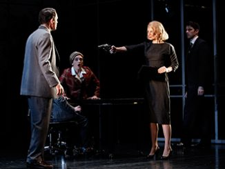 MTC Kay + McLean Productions North by Northwest photo by Jeff Busby
