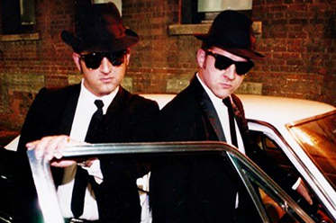 Adelaide Fringe The Blues Brothers